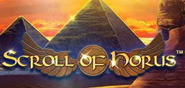 SCROLL OF HORUS